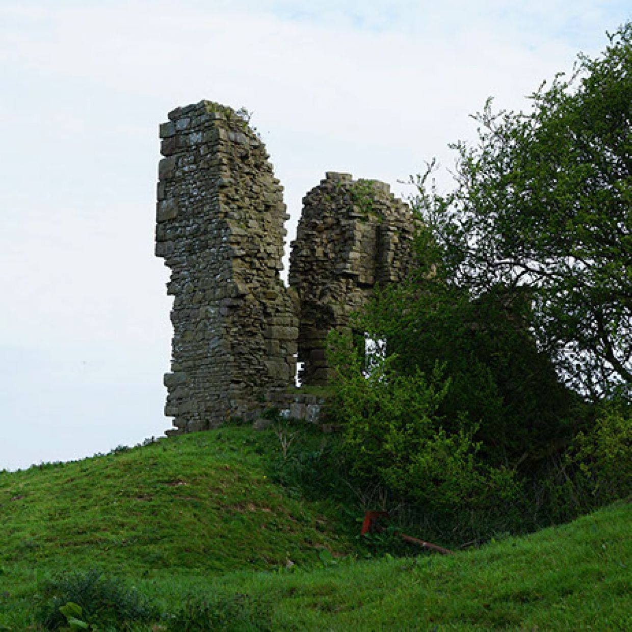 Greenhalgh Castle