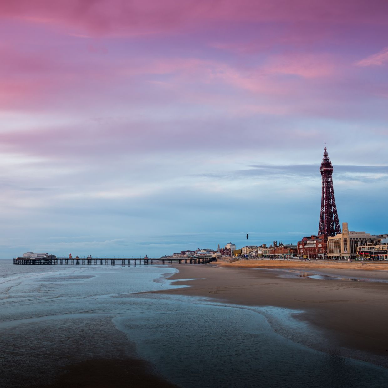 Day Two - A Day Trip To Blackpool